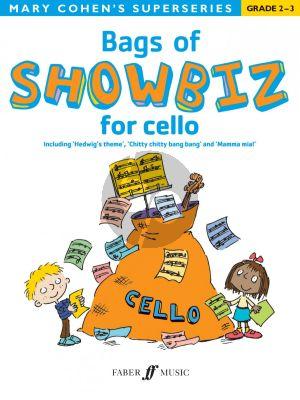 Cohen Bags of Showbiz for Cello (grade 2-3)