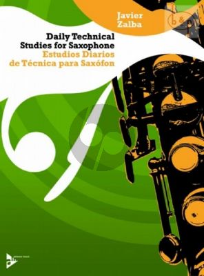 Zalba Daily Technical Studies for Saxophone