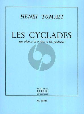Tomasi Cyclades Flute in C or Alto Flute in G Solo