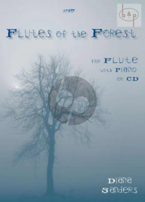 Flutes of the Forest Flute-Piano