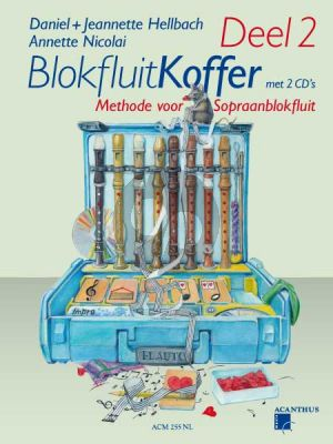 Blokfluitkoffer Vol.2