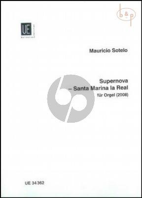 Supernova - Santa Marina la Real