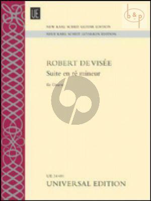 Suite d-minor