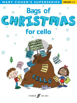 Cohen Bags of Christmas for Cello (grade 1 - 2)