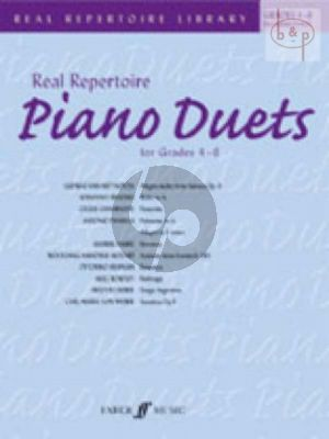Real Repertoire Piano Duets for Grades 4 - 6