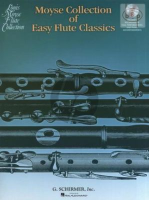 Collection of Easy Flute Classics (Flute-Piano)