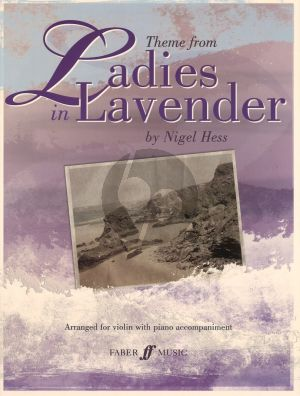 Hess Ladies in Lavender Violin - Piano (Theme)