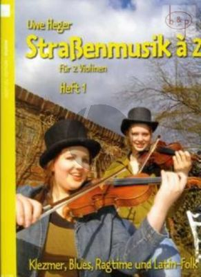 Strassenmusik a 2 Vol.1 (Klezmer-Blues-Ragtime & Latin-Folk)