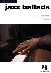 Jazz Ballads (Jazz Piano Solos Vol.10)