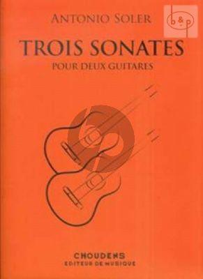 3 Sonates
