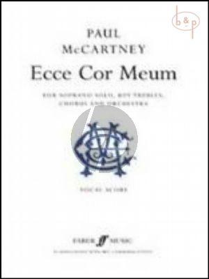 Ecce Cor Meum (Behold My Heart)