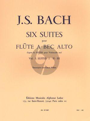 6 Suites Vol.1 (No.1-3)