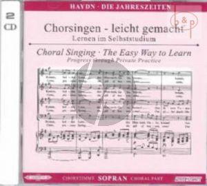 Die Jahreszeiten Hob.XXI:3 (Soprano Voice CD)