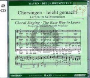 Die Jahreszeiten Hob.XXI:3 (Bass Voice CD)