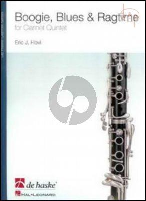 Boogie-Blues & Ragtime (4 Clar.[Bb]-Bass Clar.)