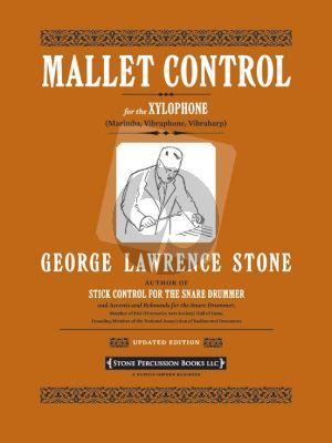 Stone Mallet Control for Xylophone (or Marimba - Vibraphone)