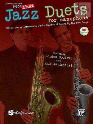 Big Phat Jazz Duets for Saxophone