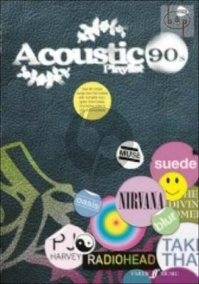 Acoustic Playlist 90's
