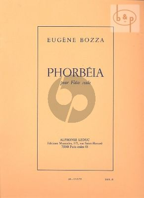 Phorbeia Flute seule