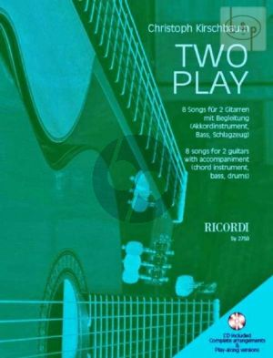 Two Play (8 Songs)