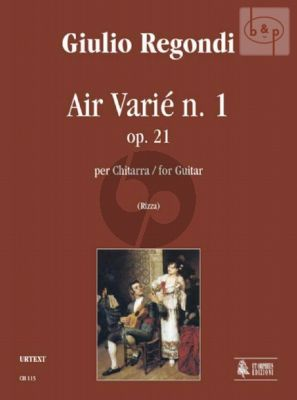 Air Varie No.1 Op.21