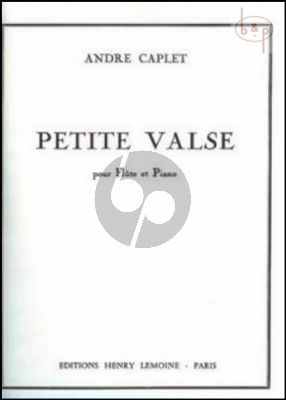 Petite Valse Flute et Piano