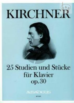 25 Studien und Stucke Op.30