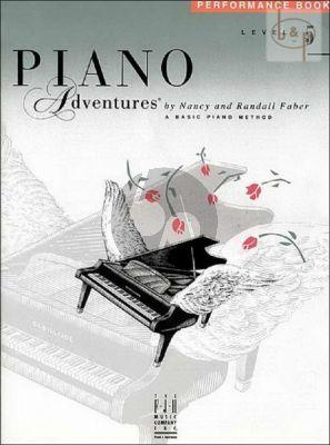 Piano Adventures Performance Book Level 5