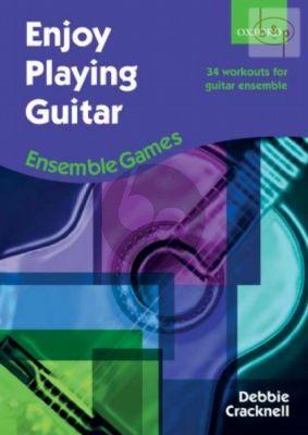 Enjoy Playing Guitar Ensemble Games