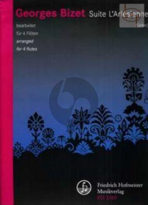 Suite L'Arlesienne No.2 (4 Flutes)
