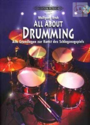 All About Drumming (Alle Grundlagen zur Kunst des Schlagzeugspiels)