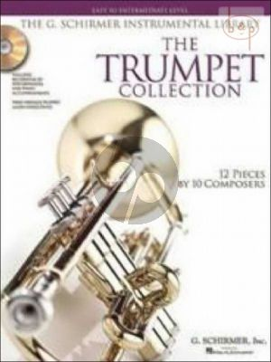 Album he Trumpet Collection (Easy to Intermediate level) (Trumpet-Piano) (Bk-Cd) (edited by Mark Niehaus)
