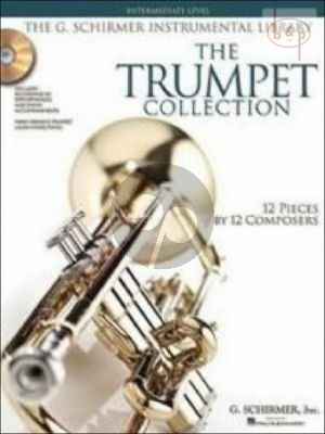 The Trumpet Collection (Intermediate Level) Trumpet and Piano