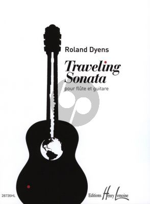 Dyens Traveling Sonata Flute and Guitar