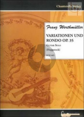 Variations and Rondo Op.35