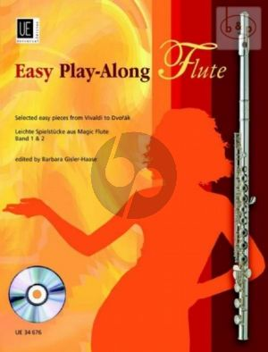 Easy Play-Along Flute (Selected Pieces from Vivaldi to Dvorak)