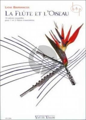 La Flute et l'Oiseau (18 Pieces Nouvelles)