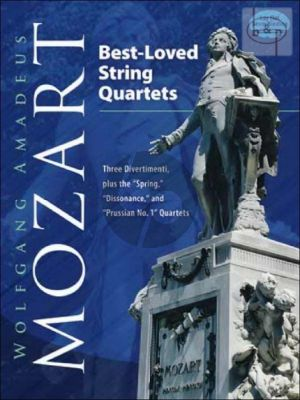 The Best Loved String Quartets