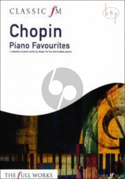 Chopin Piano Favorites