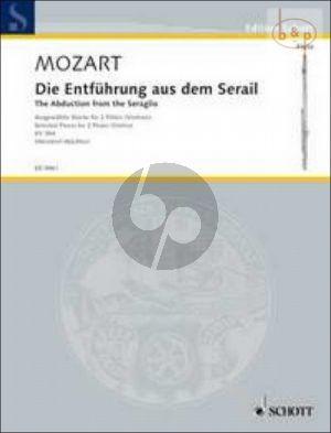 Die Entfuhrung aus dem Serail KV 384 (Selected Pieces)