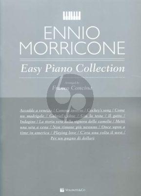 Morricone Easy Piano Collection (arr. Franco Concina)