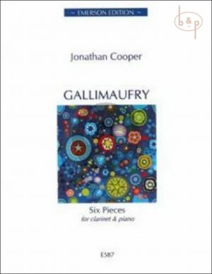 Gallimaufry for Clarinet and Piano