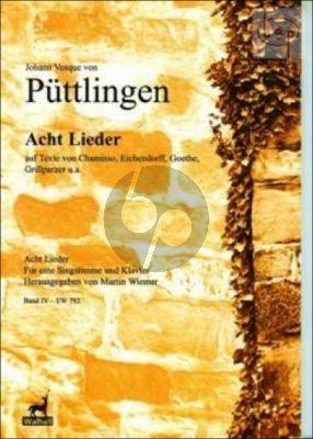 8 Lieder Vol.4