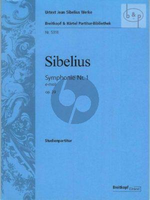 Symphony No.1 Op.39 e-minor