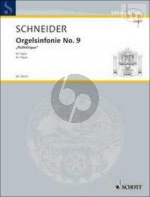 Orgelsinfonie No.9 Pathetique