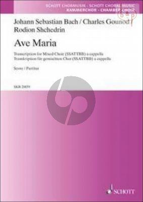 Ave Maria (SSATTBB)
