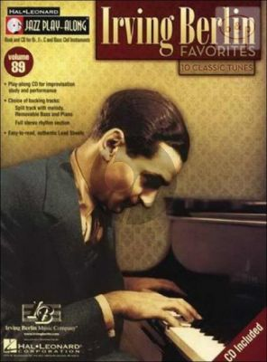 Favorites (Jazz Play-Along Series Vol.89)