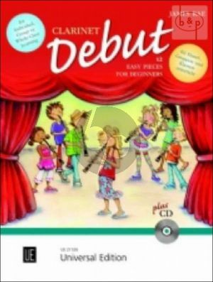 Clarinet Debut (12 Easy Pieces for Beginners) (Pupil's Book)