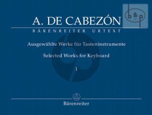 Ausgewahlte Werke fur Tasteninstrumente Vol.1