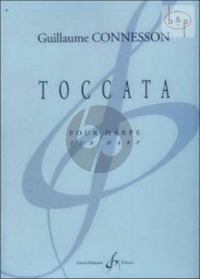 Toccata pour Harpe